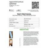 QR Code Schnelltest für Zuhause IdentyMe